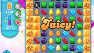 Candy Crush Soda Saga Level 375 (8th version, 3 Stars)