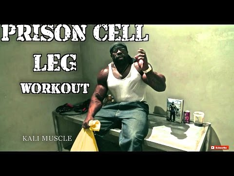 Kali Muscle: Prison Cell (Leg Workout)