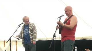 Keith Donnelly & Les Barker:No Courgettes