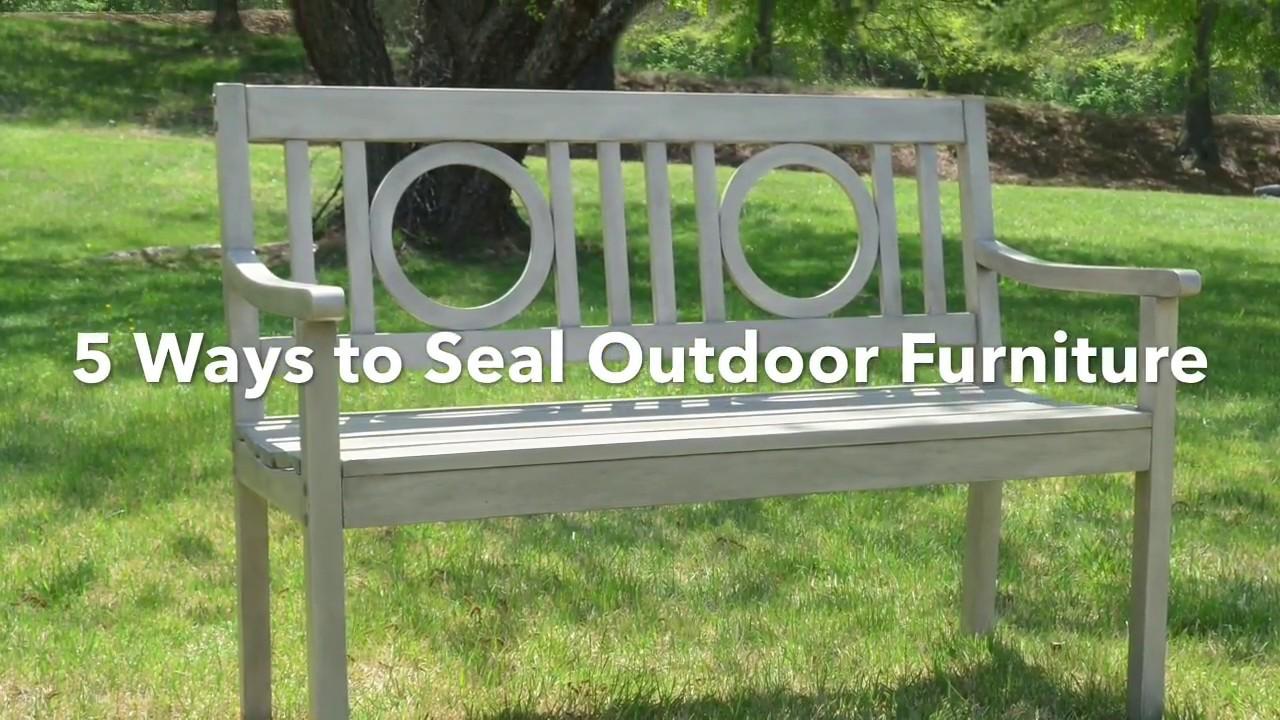 Outdoor Chalk Paint Sealing Hacks 5