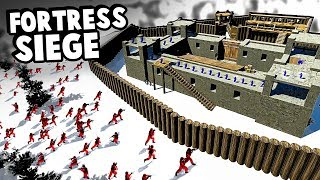 French Army Invades a Russian Fortress to Win the Napoleonic Wars in Ravenfield!