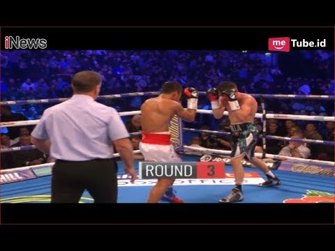 [FULL FIGHT RONDE 3] Duel Panas Anthony Crolla Vs. Daud Yordan - Total Boxing 11/11 Mp3