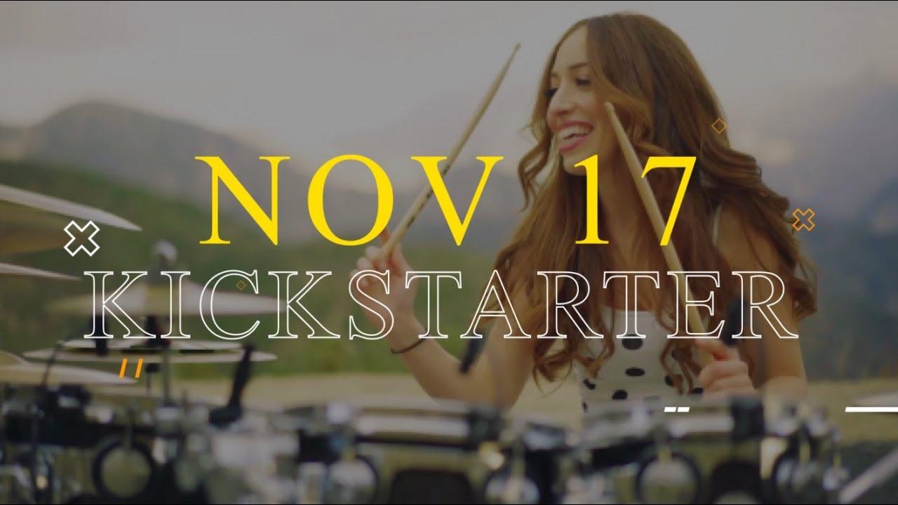 NOVEMBER 17 – New Album Kickstarter!