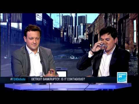 Detroit bankruptcy: is it contagious? - THE DEBATE part 1