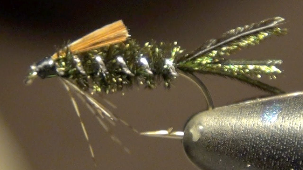 Zug Bug Fly Tying Video Instructions - YouTube