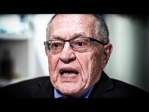 """Alan Dershowitz's Bizarre Epstein Defense – """"I Kept My Underwear On!"""""""