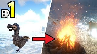 Ark Survival Evolved Ep 1 WELCOME BACK!