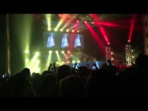 Flosstradamus @ Global Dance Festival Kansas City 2015 [1080p]