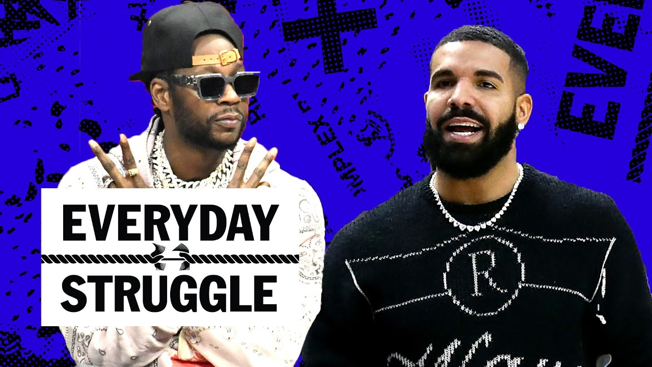 6ix9ine Back Home, 2 Chainz vs Meek, Drake Doing too Much on 'Toosie Slide?' | Everyday Struggle