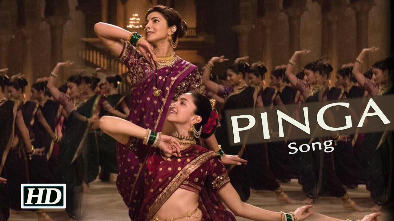 Bajirao Mastani: Pinga Pinga Song Video Released ft. Priyanka Chopra, Deepika Padukone 2