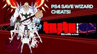 Kill La Kill IF - Max GP, Extra Modes & Characters Unlocked | PS4 Save Wizard Cheats