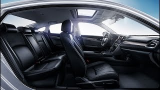 2019 Civic Sedan & Coupe Interior Review | Convenience Technology