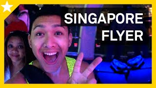 SINGAPORE FLYER & THE VIEW! - Asian Invasion (Day 8) - ohitsROME vlogs