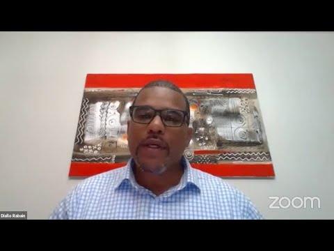 Govt Media | Minister Diallo Rabain Q&A Session, July 16 2020