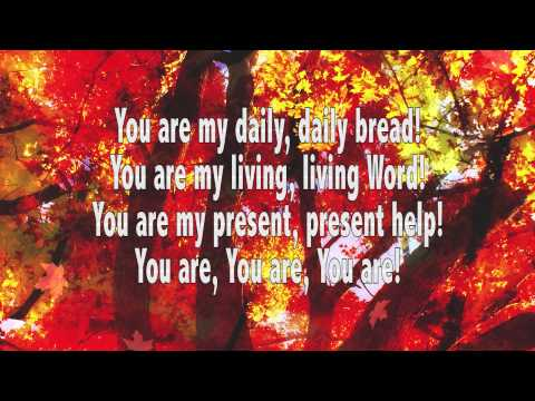 Lord of the Harvest by Fred Hammond with Lyrics