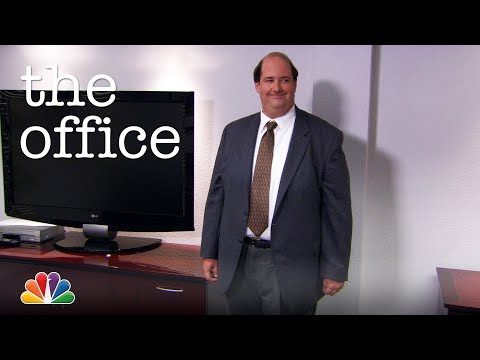 Kevin's Parking Victory - The Office