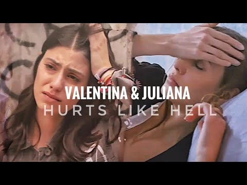 ✗ Juliana & Valentina [Juliantina] | Nothing breaks like a heart