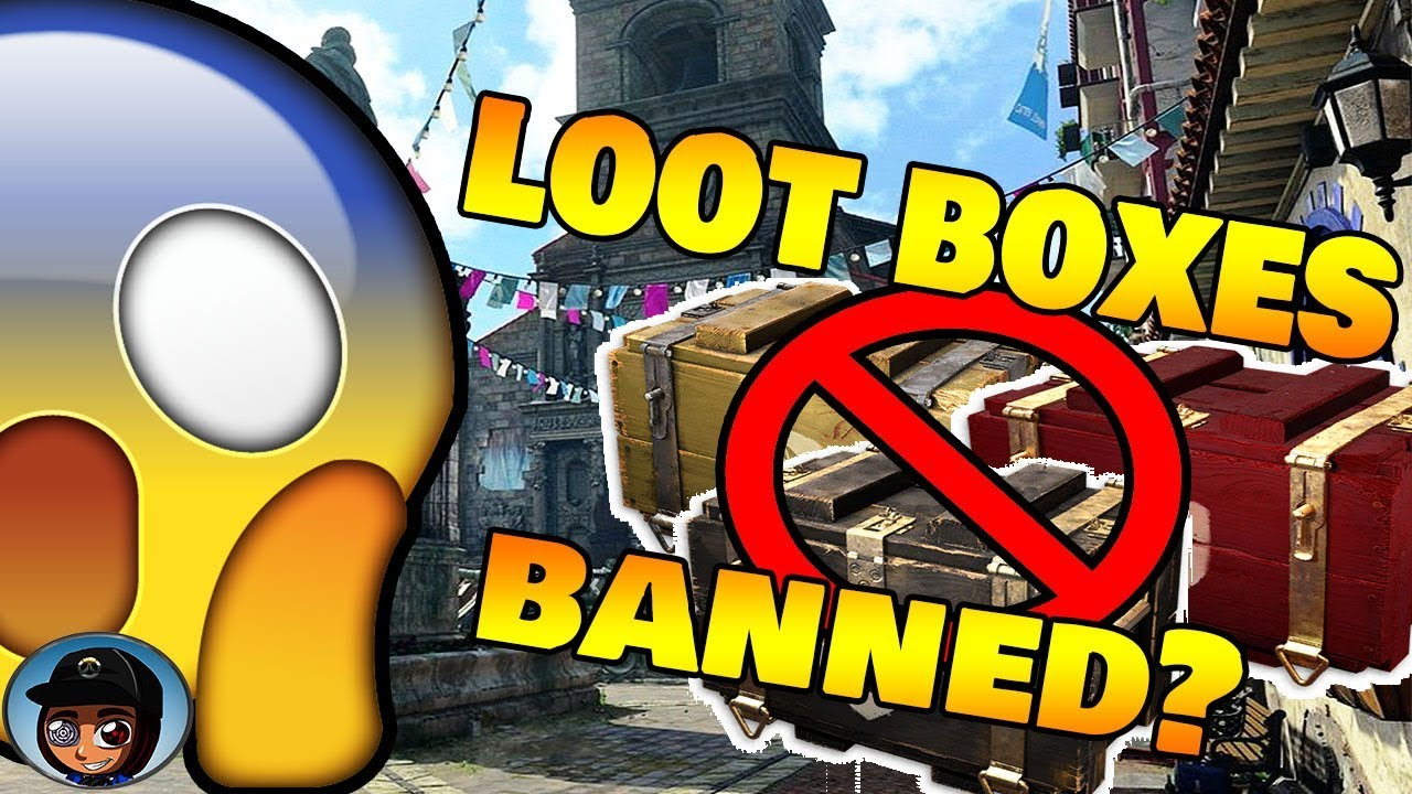 What will come of loot boxes being banned?