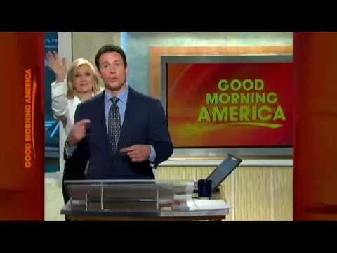 A Look Back at Chris Cuomo's 'GMA' Journey