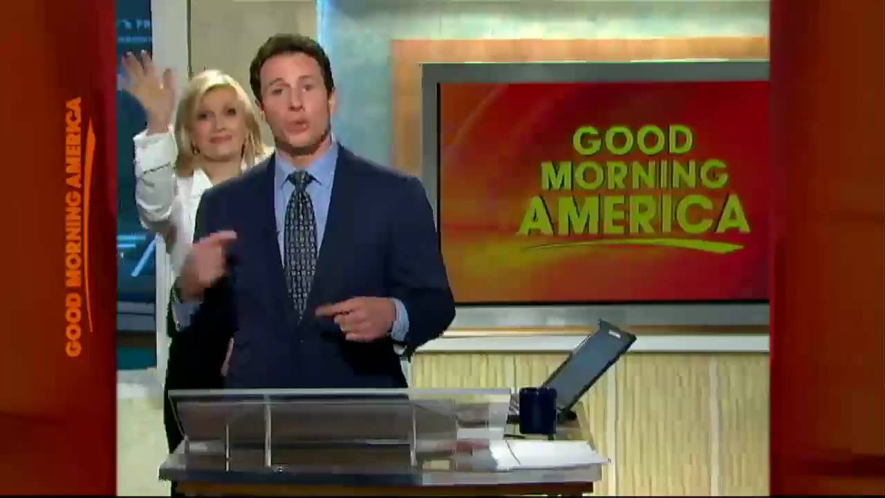A Look Back at Chris Cuomo's 'GMA' Journey - YouTube