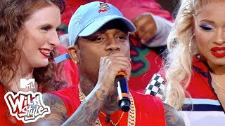 Conceited Ends Yvng Swag w/ One Bar 🔥ft. King Harris | Wild 'N Out