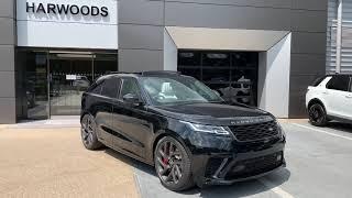 Brand New SVAutobiography Range Rover Velar