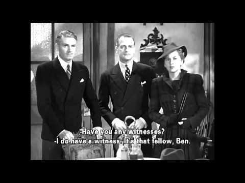 Rebecca (1940,USA,Movie) Scene 11.rmvb