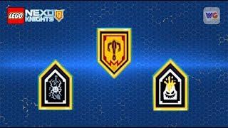 nexo knights schilde part 2
