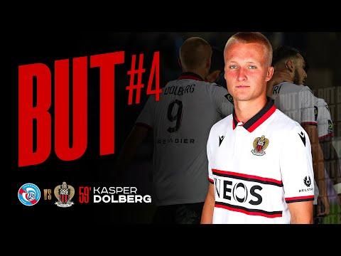 But 4 Kasper Dolberg Vs Strasbourg 59 Pause Foot
