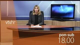 VTV Dnevnik najava 3. svibnja 2019.