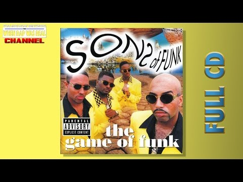 Sons Of Funk  The Game Of Funk Full Album Cd Quality