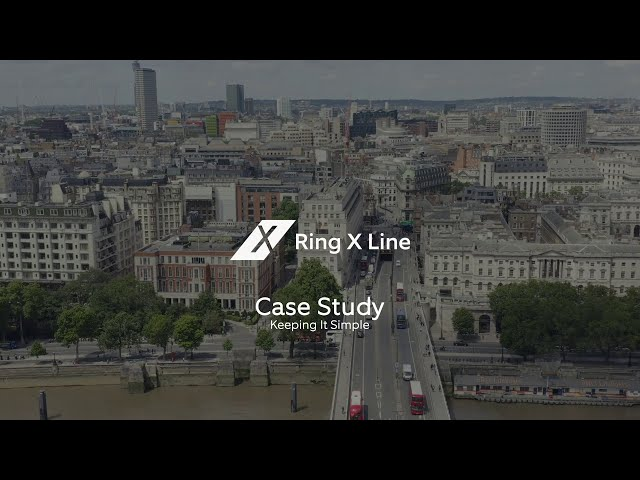 Keeping It Simple, with Ring X Line