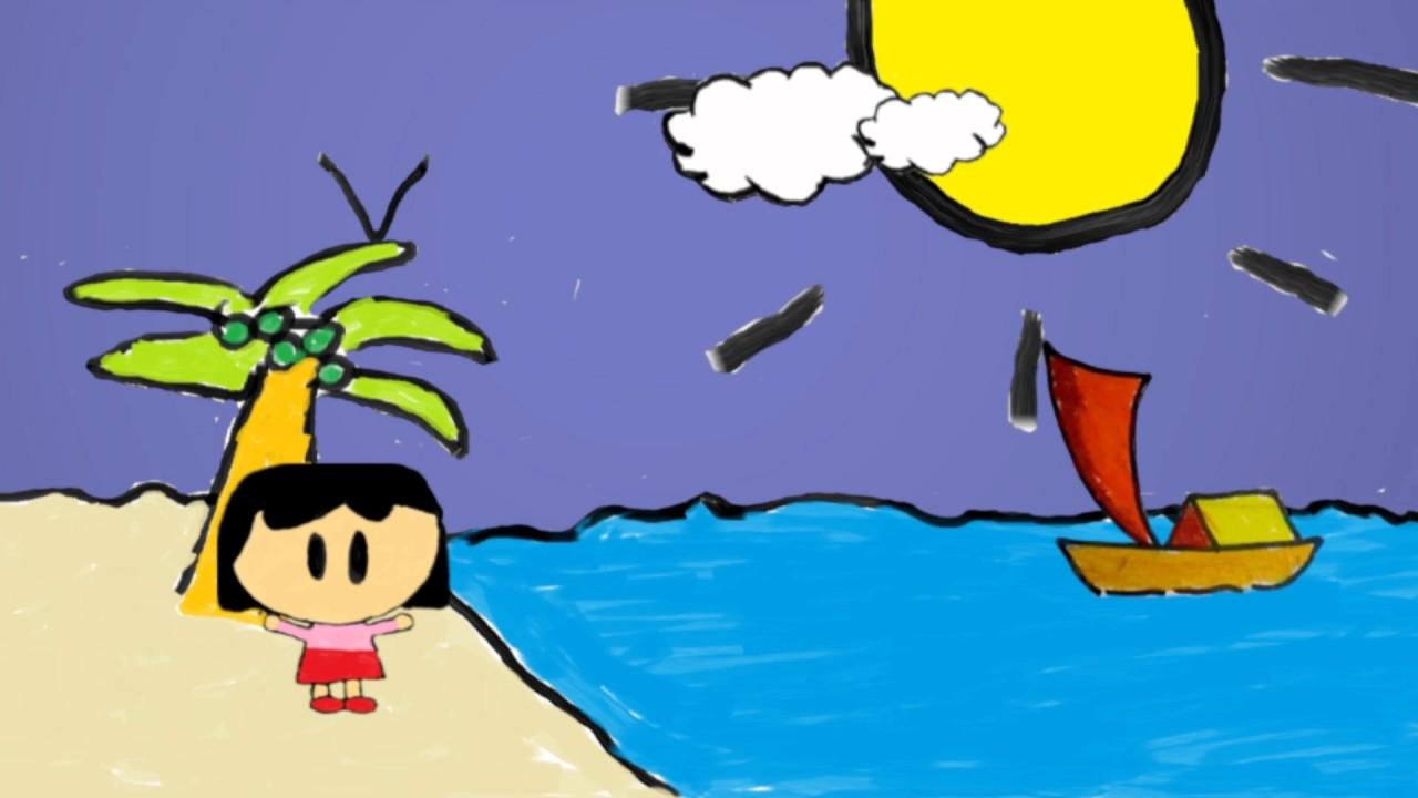 Gambar 2d Anak Sd Aku Cinta Indonesia Youtube