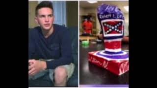 Student Refuses To Back Down From Confederate History Project Claims Heritage Not Hate