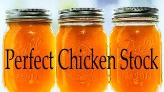 Perfect Chicken Stock  Le Cordon Bleu Recipe