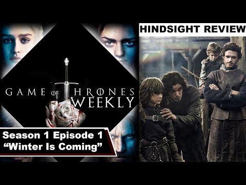 Week of December 10th - Game Of Thrones Weekly