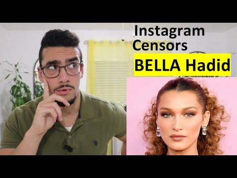 Bella Hadid Palestine Post Deleted by Instagram
