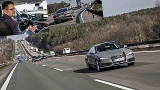 Audi A7 Sportback piloted driving concept — комментарий к тесту(У хэтчбека Audi A7 появился автопилот. Константин Болотов бросил руль, педали и прохватил по немецкому автобан..., 2015-04-30T10:38:00.000Z)