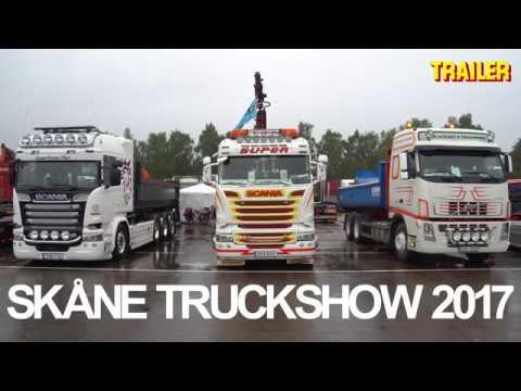 Skåne Truckshow 2017