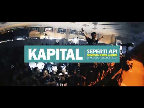 KAPITAL - Seperti Api (Live Tour Video)
