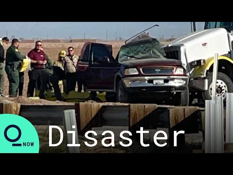 California Crash: At Least 15 Killed in Collision on Imperial County Highway