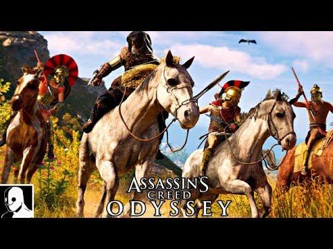 Assassins Creed Odyssey Episode 2 Schattenerbe DLC Deutsch #3 - Wer ist der Orkan