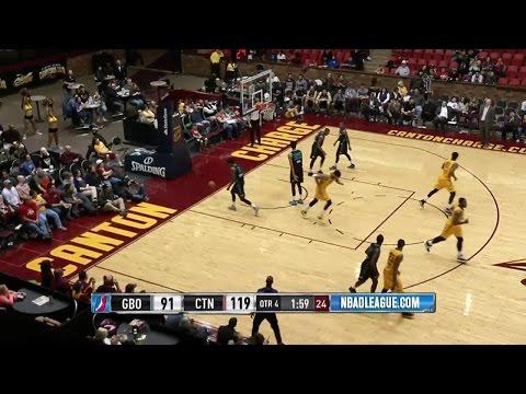 Highlights: John Holland (21 points)  vs. the Swarm, 12/28/2016