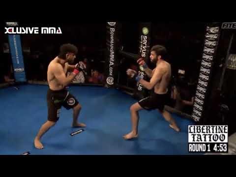 Josh Quinlan vs Colton Boxell : Hawaiian fighter
