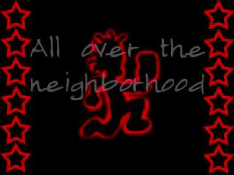 ICP: Tilt-a-Whirl Lyrics