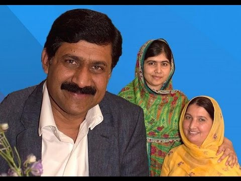"""We Shall Not Hate""  The Story of Malala and 3 Palestinian Girls!"