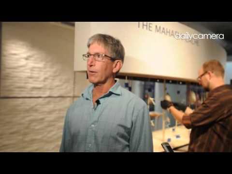 Video: #ClovisCulture at #CUBoulder Museum on Friday. #Boulder