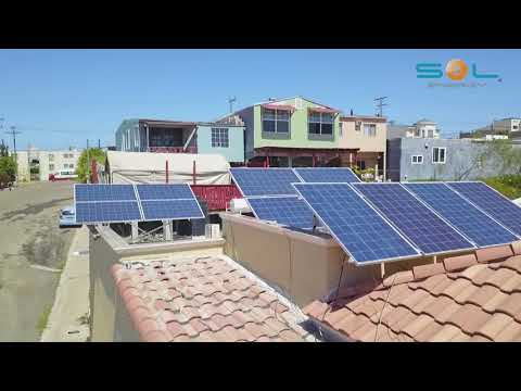 Energía Solar Tijuana