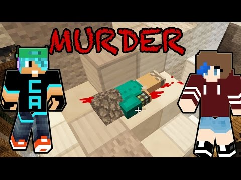 Minecraft / Murder Madness / Secretly the MURDERER! / Radiojh Games