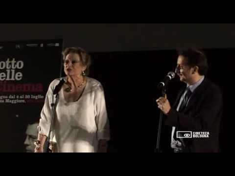 Anita Ekberg presenta 'La dolce vita'
